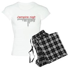 Vampire Night pajamas