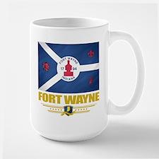 Fort Wayne Pride Large Mug