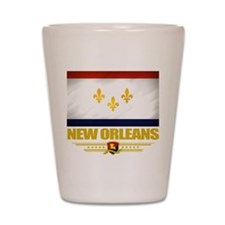 New Orleans Pride Shot Glass