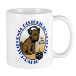 California Historical Radio S Mug