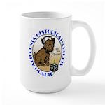 California Historical Radio S Large Mug