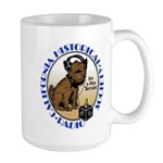 California Historical Radio S Large Mug