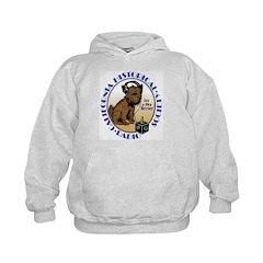 California Historical Radio S Hoodie