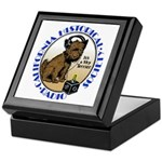 California Historical Radio S Keepsake Box