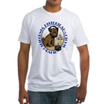 California Historical Radio S Fitted T-Shirt