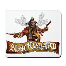 Blackbeard Mousepad