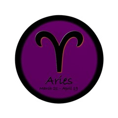"""Aries 3.5"""" Button (100 pack)"""