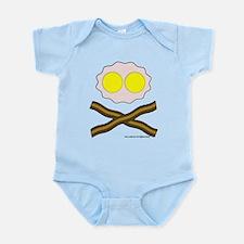 Eggs And Bakey Infant Bodysuit