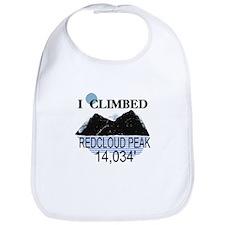 I Climbed Redcloud Peak Bib