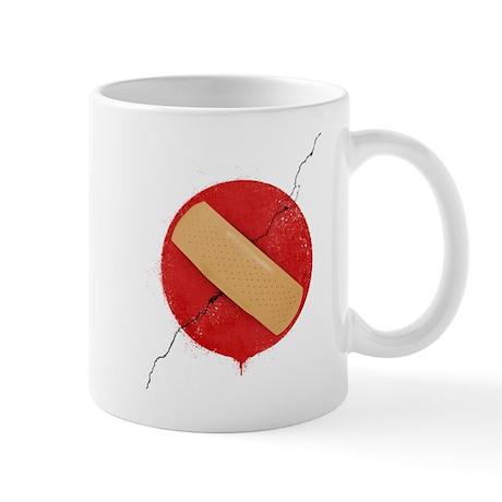 Japan Band Aid Mug