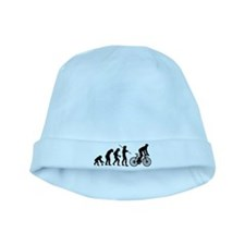 Cycling Evolution baby hat