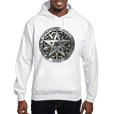 WICCAN Pentagram Jumper Hoody