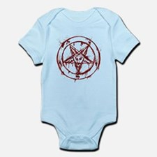 mY BLoODy pENTaGraM Infant Bodysuit