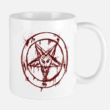 mY BLoODy pENTaGraM Mug