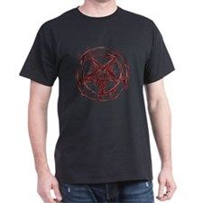 mY BLoODy pENTaGraM T-Shirt