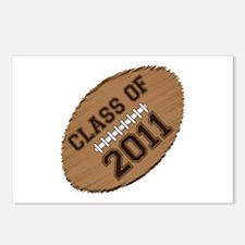 Class of 2011 Football Postcards (Package of 8)