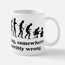 Something, somewhere went ter Mug