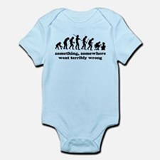Something, somewhere went ter Infant Bodysuit