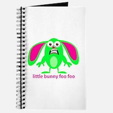 Little Bunny Foo Foo Journal