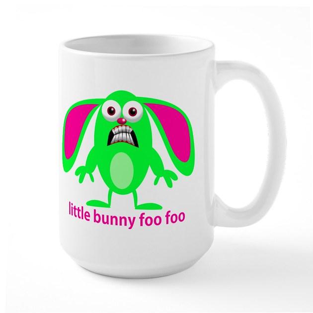 Little Bunny Foo Foo Mug by LittletDino