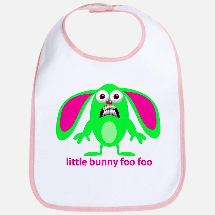 Little Bunny Foo Foo Bib