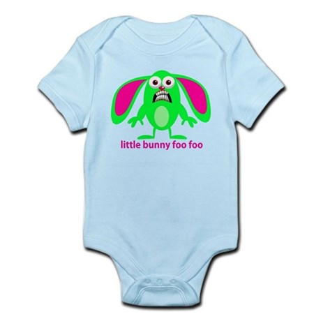 Little Bunny Foo Foo Infant Bodysuit