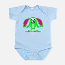 Little Bunny Foo Foo Infant Bodysuit