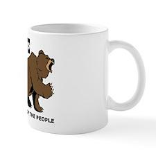 Grizzly Bears YNP Mug