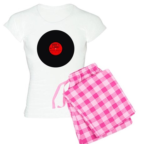 Dirty Dirty House Music Vinyl Women's Light Pajama