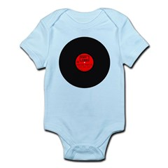 Dirty Dirty House Music Vinyl Infant Bodysuit