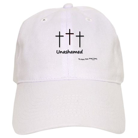 Cap / Hat - 3 Crosses Unashamed
