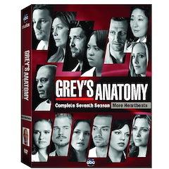 Grey's Anatomy: Season 7 On Dvd