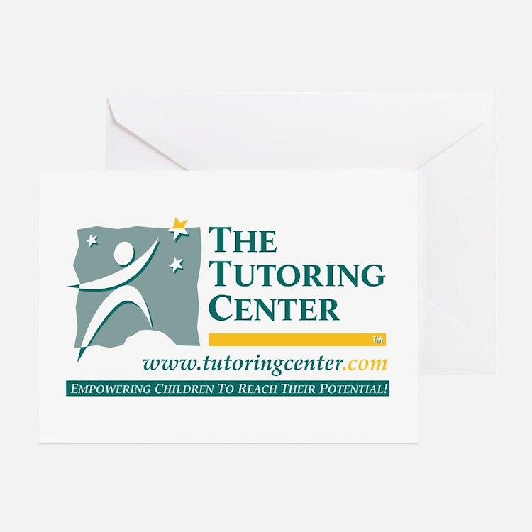 The Tutoring Center Greeting Card