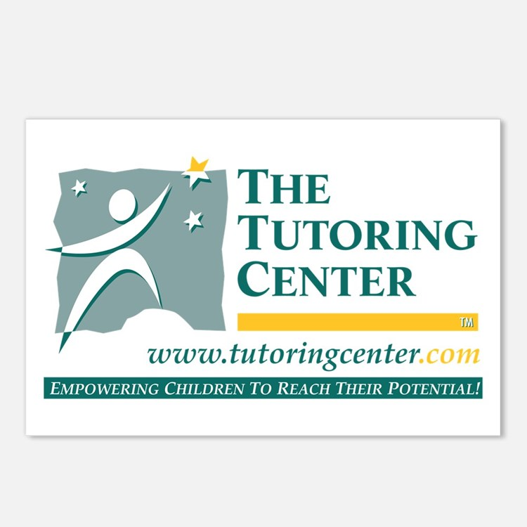 The Tutoring Center Postcards (Package of 8)