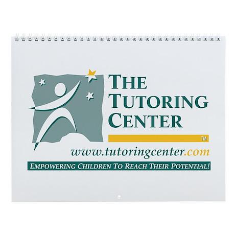 The Tutoring Center Wall Calendar