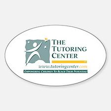 The Tutoring Center Sticker (Oval)