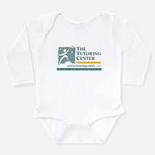 The Tutoring Center Long Sleeve Infant Bodysuit