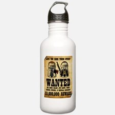 """Spices WANTED"" Water Bottle"