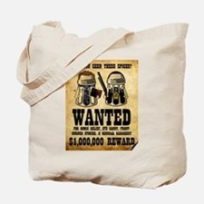 """Spices WANTED"" Tote Bag"