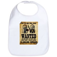 """Spices WANTED"" Bib"