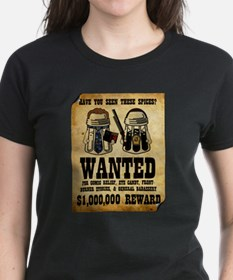 """""""Spices WANTED"""" Tee"""