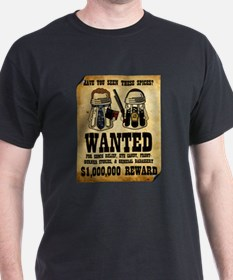 """Spices WANTED"" T-Shirt"