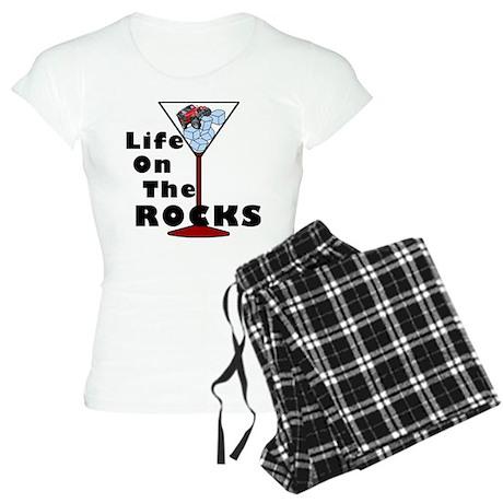 On Rocks Martini Women's Light Pajamas