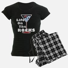 On Rocks Martini Pajamas