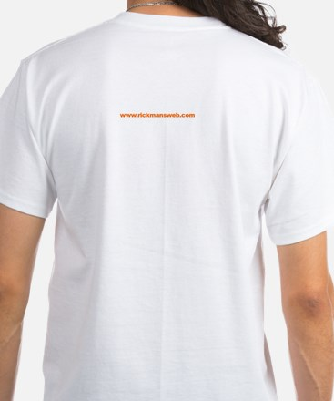 followyournose-orange T-Shirt