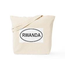 Rwanda Euro Tote Bag