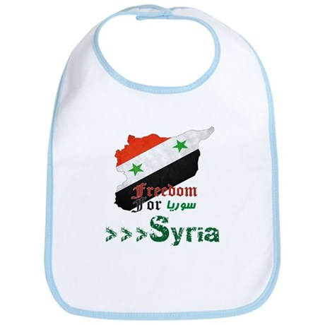 Freedom for Syria Bib