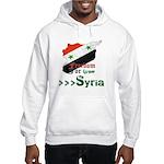 Freedom for Syria Hooded Sweatshirt