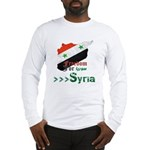 Freedom for Syria Long Sleeve T-Shirt