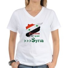 Freedom for Syria Shirt